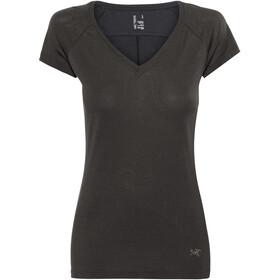 Arc'teryx A2B - T-shirt manches courtes Femme - noir